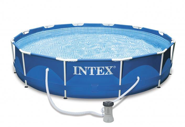 Intex Elektrická pumpa Quick-Fill AC/DC